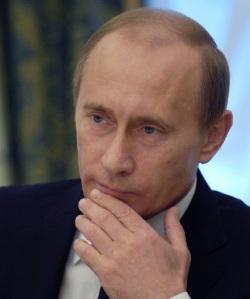 Путин подал документы в качестве кандидата на пост Президента